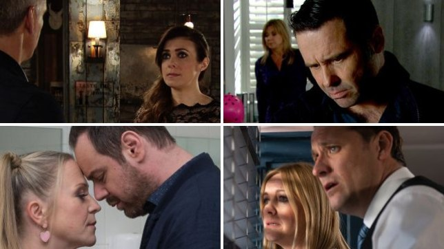 Soap spoilers for Michelle in Coronation Street, Graham in Emmerdale, Mick and Linda in EastEnders and Diane and Tony in Hollyoaks