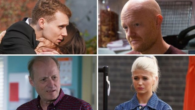 EastEnders spoilers for Jay and Max