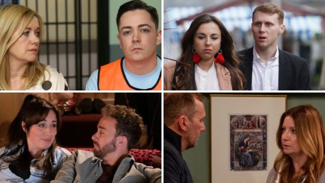 Soap spoilers for Hollyoaks, EastEnders, Coronation Street and Emmerdale