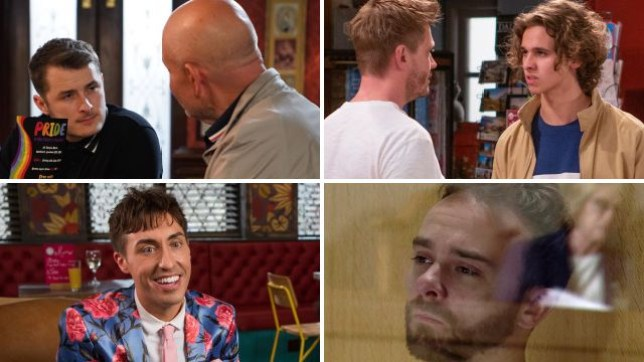 Soap spoilers for EastEnders, Emmerdale, Hollyoaks and Coronation Street