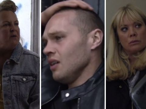 EastEnders spoilers: Keanu Taylor kidnapped by Sharon Mitchell and Karen Taylor