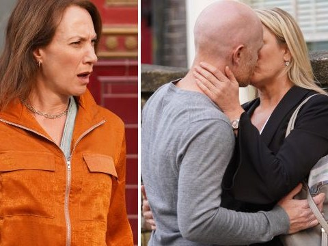 EastEnders spoilers: Rainie's shocking revenge as Max finds passion with Mel