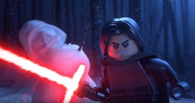 Lego Star Wars: The Skywalker Saga will span all nine movies | Metro