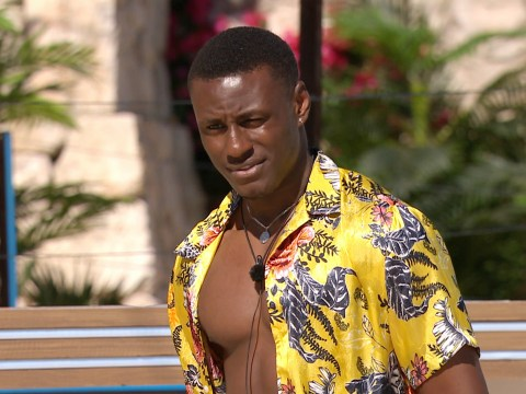What did Love Island's Sherif do to be booted off the show as he breaks his silence?