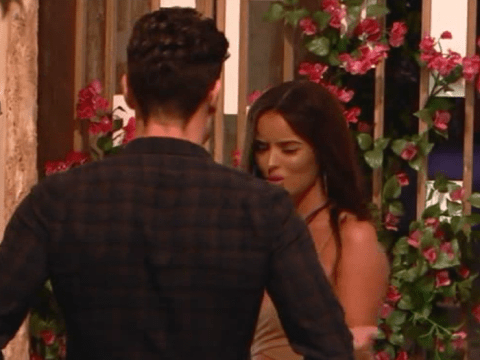 Love Island's Maura Higgins tells Tom Walker to do one as he drops disrespectful 'all mouth' remark