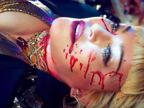 Madonna defends mass shooting music video God Control: 'This is what it looks like'
