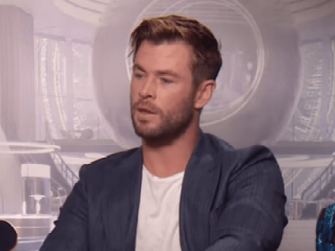 Chris Hemsworth admits to JackSepticEye he was 'full of anxiety' about finding work early in career