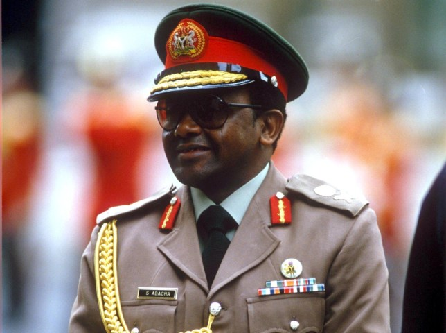 Nigerian dictator has £211,000,000 seized from bank account