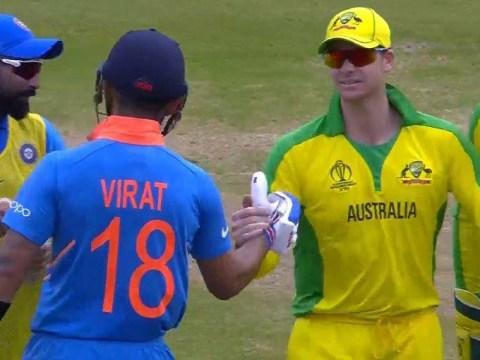 Australia's Steve Smith praises India captain Virat Kohli after World Cup gesture