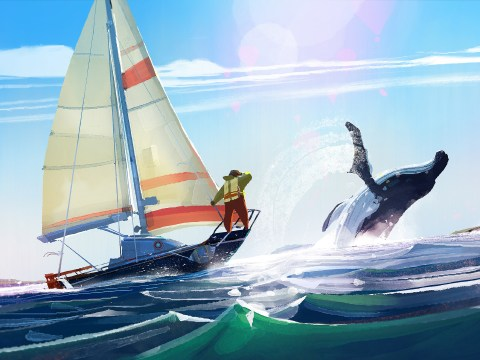 Old Man's Journey review – Reader's Feature