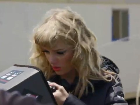 Taylor Swift is a big fan of her You Need To Calm Down music video