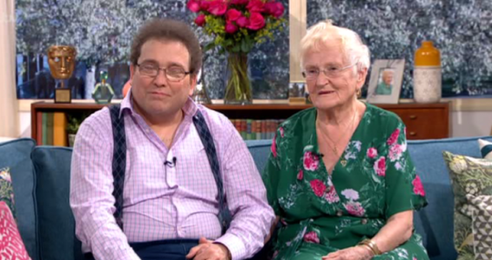 This Morning age-gap couple