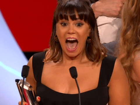 Hollyoaks cast in tears as show wins Best Soap at British Soap Awards
