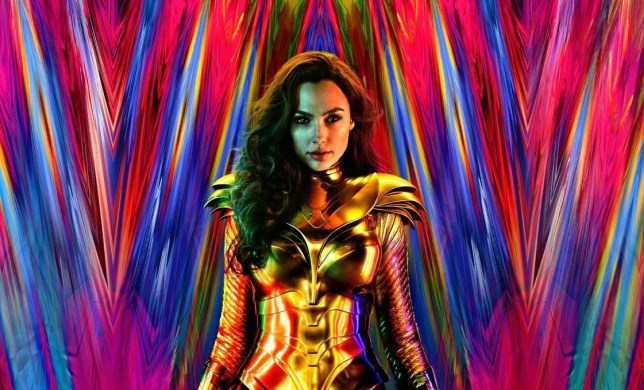 Wonder Woman 1984 poster dropped by director Patty Jenkins