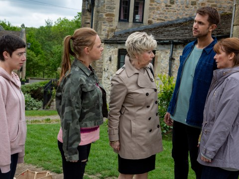 Emmerdale spoilers: Rapist Lee discovers Victoria Barton is pregnant