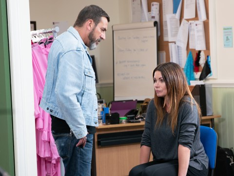 Coronation Street spoilers: Peter Barlow is horrified by Carla Connor's shocking plan