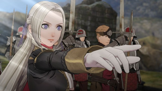 Fire Emblem: Three Houses (NS) - all's fair in love and war