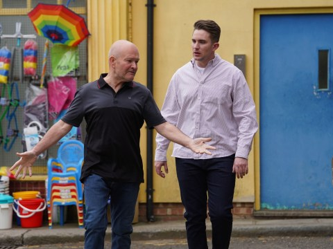 Who plays Jonno in EastEnders and where have you seen actor Richard Graham before?