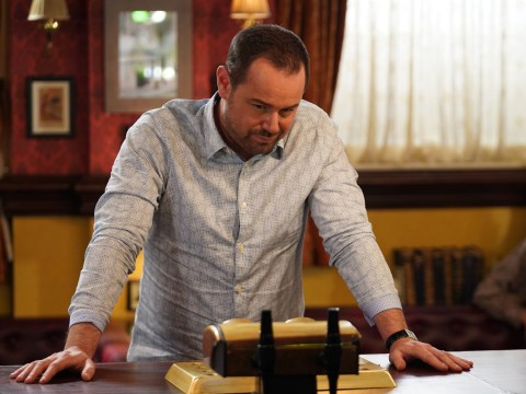 EastEnders spoilers: Mick Carter collapses during showdown with Stuart Highway tonight