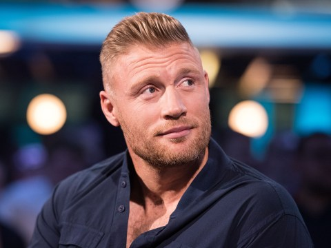 Top Gear's Freddie Flintoff admits he probably went 'too far' after he crashes on same course that put Richard Hammond into a coma