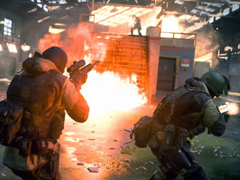 Watch first Call of Duty: Modern Warfare multiplayer footage – full reveal in August