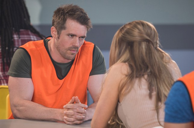 Sinead stands up to Laurie in Hollyoaks