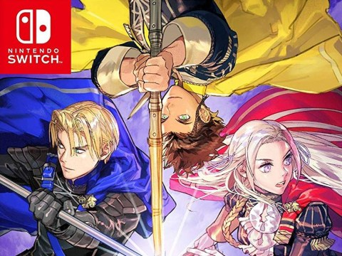 Fire Emblem: Three Houses is new UK number one – Games charts 27 July