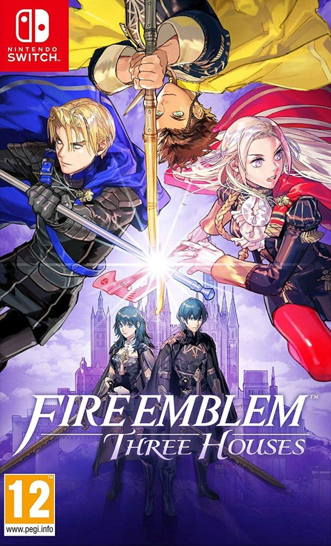 The biggest Fire Emblem yet in the UK