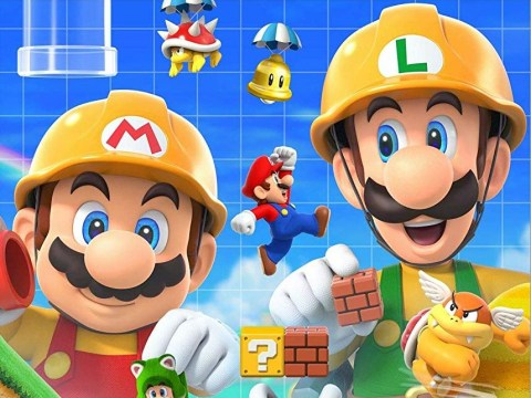 Super Mario Maker 2 scores second UK number one – Games charts 6 July