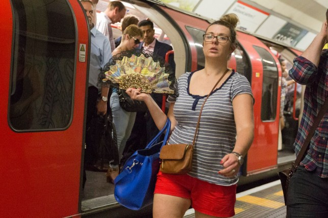 Uk weather: Heatwave travel and how to stay cool on buses and ...