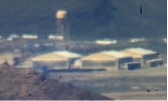 Nobody quite knows what goes on at Area 51 for certain (Picture: UFO Seekers)