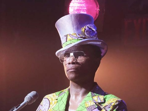 Billy Porter becomes first openly gay black man nominated for best actor in a drama at Emmys