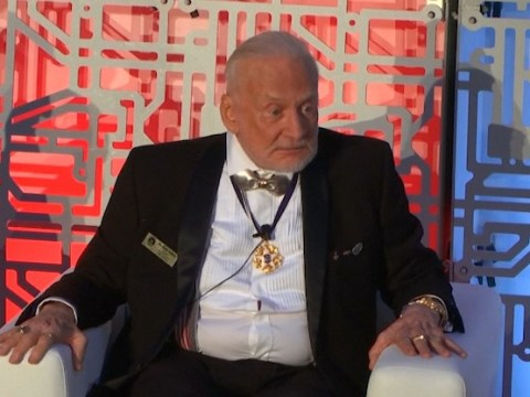 Buzz Aldrin says we should be 'ashamed' of '50 years of non-progress' in space travel
