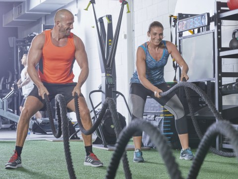 Working out with a partner (or friend) could improve your fitness and your relationship