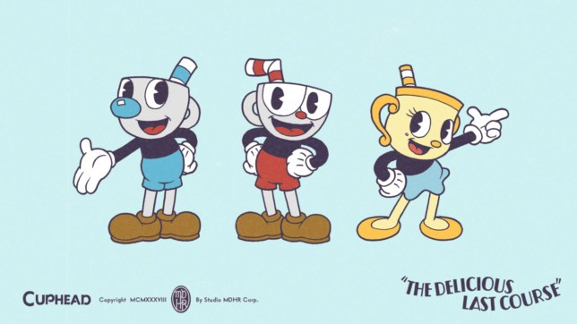 Cuphead: The Delicious Last Course - it needs more time in the oven