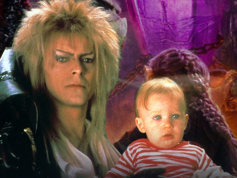 The baby from Labyrinth worked on The Dark Crystal and it's too much
