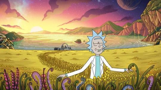 Rick And Morty season 4 first look
