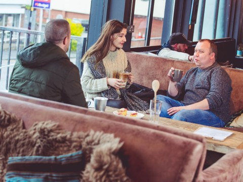 The importance of recovery cafes for people experiencing addiction