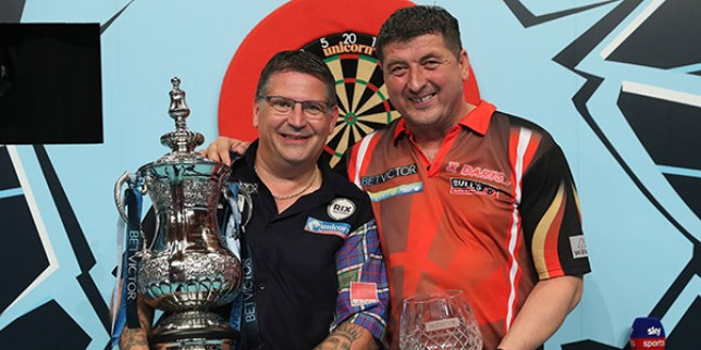 World Matchplay 2021 Finale