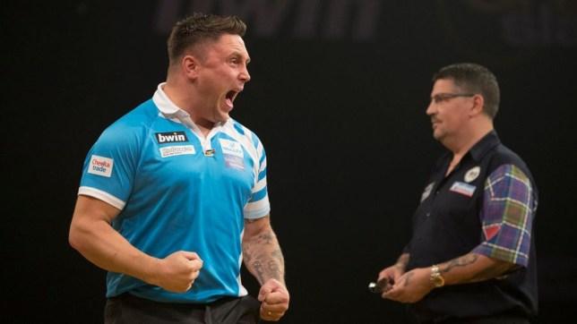 Gerwyn Price vs Gary Anderson Grand Slam of Darts