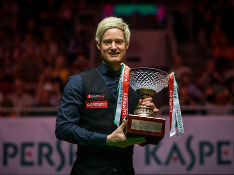 Neil Robertson relishing his Riga Masters return and plans a perfect start to the snooker season