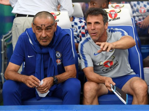 Gianfranco Zola explains why Chelsea made a mistake by sacking Maurizio Sarri