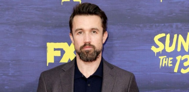 Rob McElhenney shares epic throwback from It's Always Sunny In Philadelphia and it's inspirational