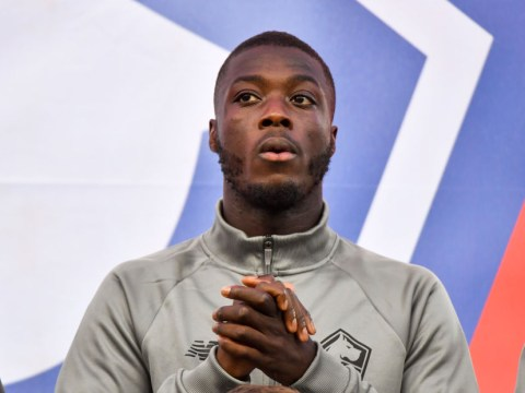 Arsenal and Liverpool transfer target Nicolas Pepe to meet with interested managers