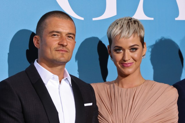 Katy Perry and Orlando Bloom are big fans of regular enemas