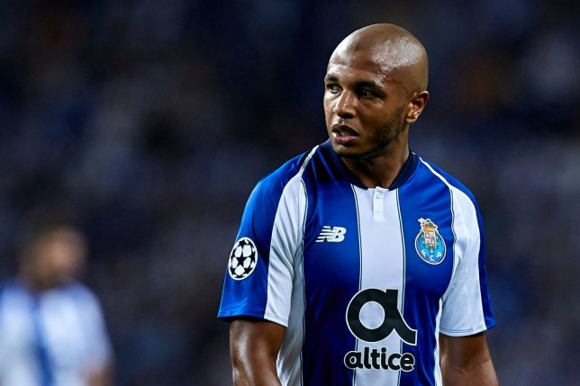 Arsenal are in discussions to sign Yacine Brahimi
