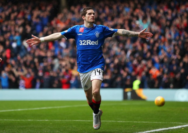 Ryan Kent thrived at Rangers last season (Picture: Getty)