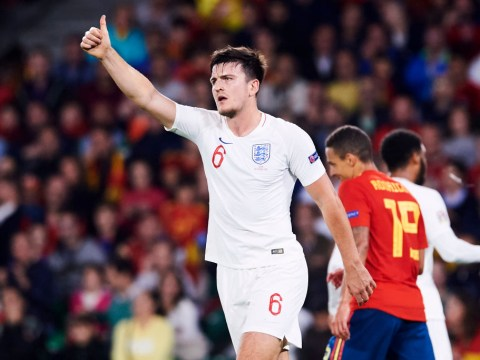 Leicester City demand £85m upfront for Harry Maguire after Manchester City duck out of race