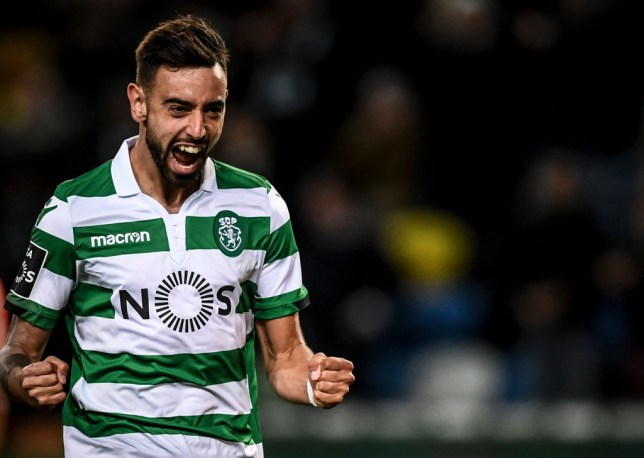 Sporting Lisbon president sends warning to Manchester United over Bruno Fernandes transfer offer