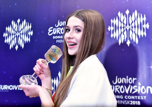 Junior Eurovision's Roksana Wegiel
